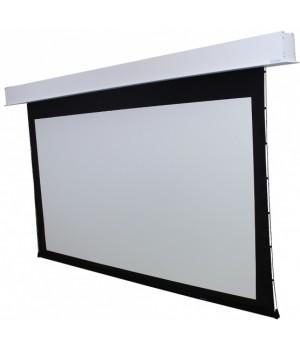 """Встраиваемый экран Stewart Cima 100"""" 16:9 124x221 ed.15,2см полотно TIBURON™ (GRAY)"""