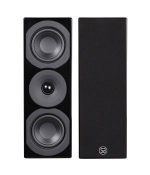 Полочная акустика System Audio SA saxo 10 Satin Black
