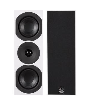 Полочная акустика System Audio SA saxo 10 Satin White