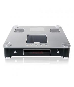 CD-проигрыватель TAC C-60 black/silver