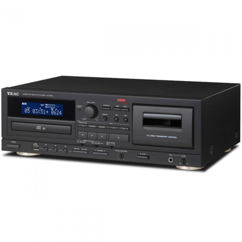 CD проигрыватель TEAC AD-850 Black