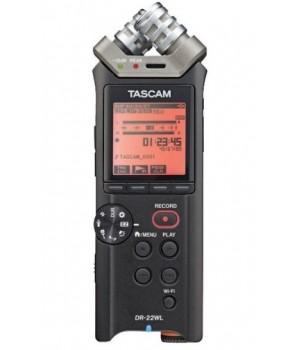 Портативный WAV/MP3/BWF рекордер Tascam DR-22WL
