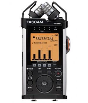 Портативный PCM стерео рекордер Tascam DR-44WL
