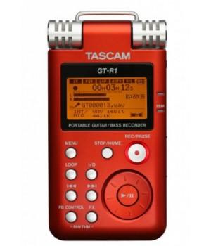 Портативный рекордер для гитары и бас-гитары Tascam GT-R1