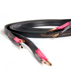 Акустический кабель Tellurium Q Tellurium Black (с коннекторами) 4.0 м