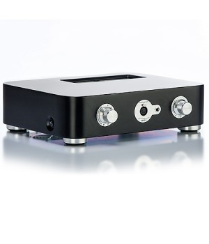 Усилитель для наушников Trafomatic Audio Head Two black/silver plates