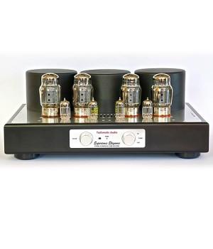 Интегральный усилитель Trafomatic Audio Experience Elegance black/silver plates