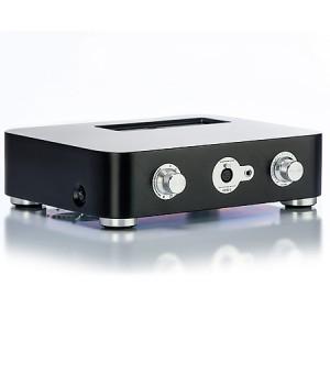 Усилитель для наушников Trafomatic Audio Head Two black/silver plates