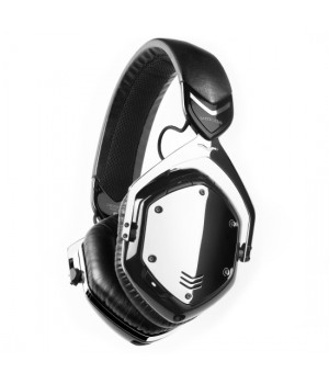 Накладные наушники V-MODA CrossFade Wireless Phantom Chrome