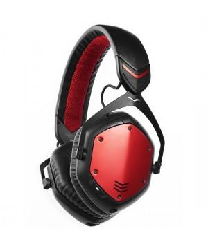 Накладные наушники V-MODA CrossFade Wireless красный