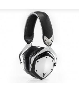 Накладные наушники V-MODA CrossFade LP черный+белый