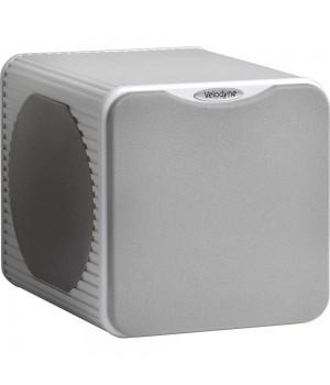 """Сабвуфер Velodyne MICROVEE 6.5"""" white aluminum"""