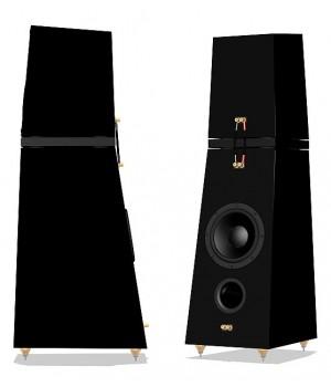 Напольная акустика Verity Audio Amadis High Gloss Piano Black