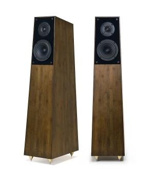 Напольная акустика Verity Audio Finn Dark Bamboo