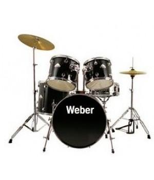 Ударная установка Weber Prime