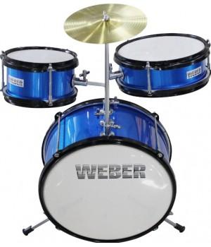Детская барабанная установка Weber MickeyKit