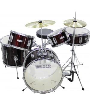 Детская барабанная установка Weber BunnyKit