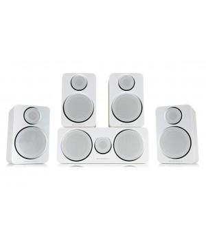 Комплект акустики Wharfedale 5.0, DX-2 HCP System White Leather