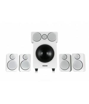 Комплект акустики Wharfedale 5.1, DX-2 HCP White Leather