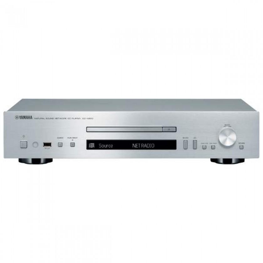 CD проигрыватель Yamaha CD-N500 Silver