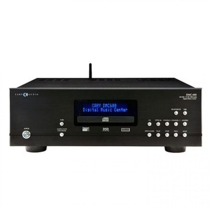 CD проигрыватель Cary Audio DMC-600 Black