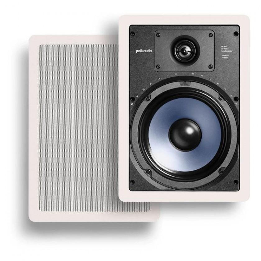 Встраиваемая акустика Polk Audio  RC85i White