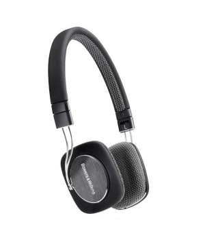 Bowers & Wilkins Headphones Mobile P3 Black New Media
