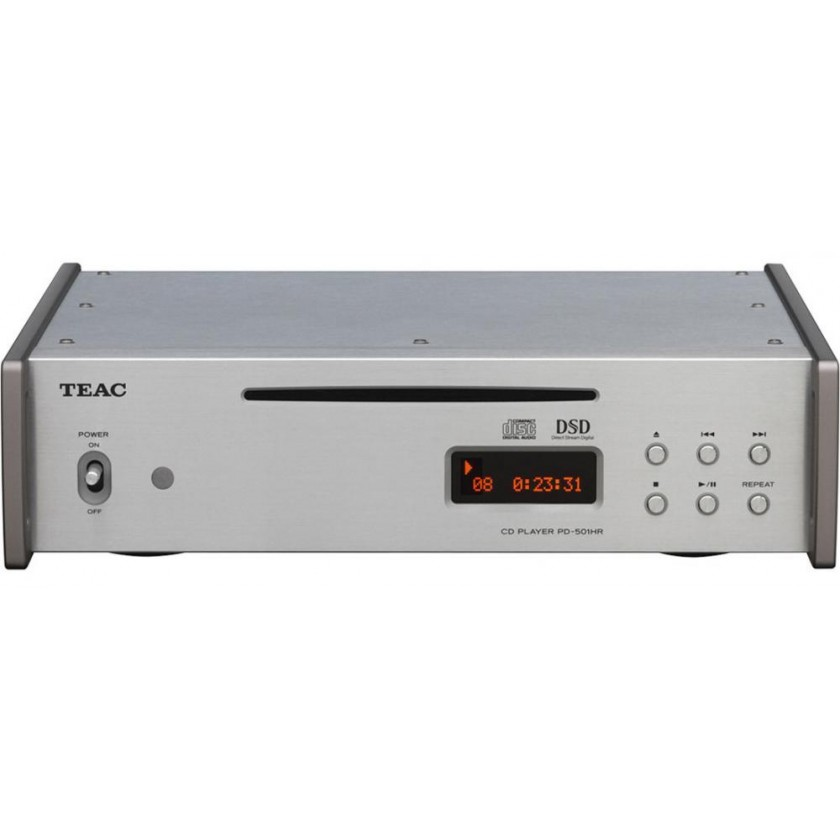 Teac pd-501hr silver