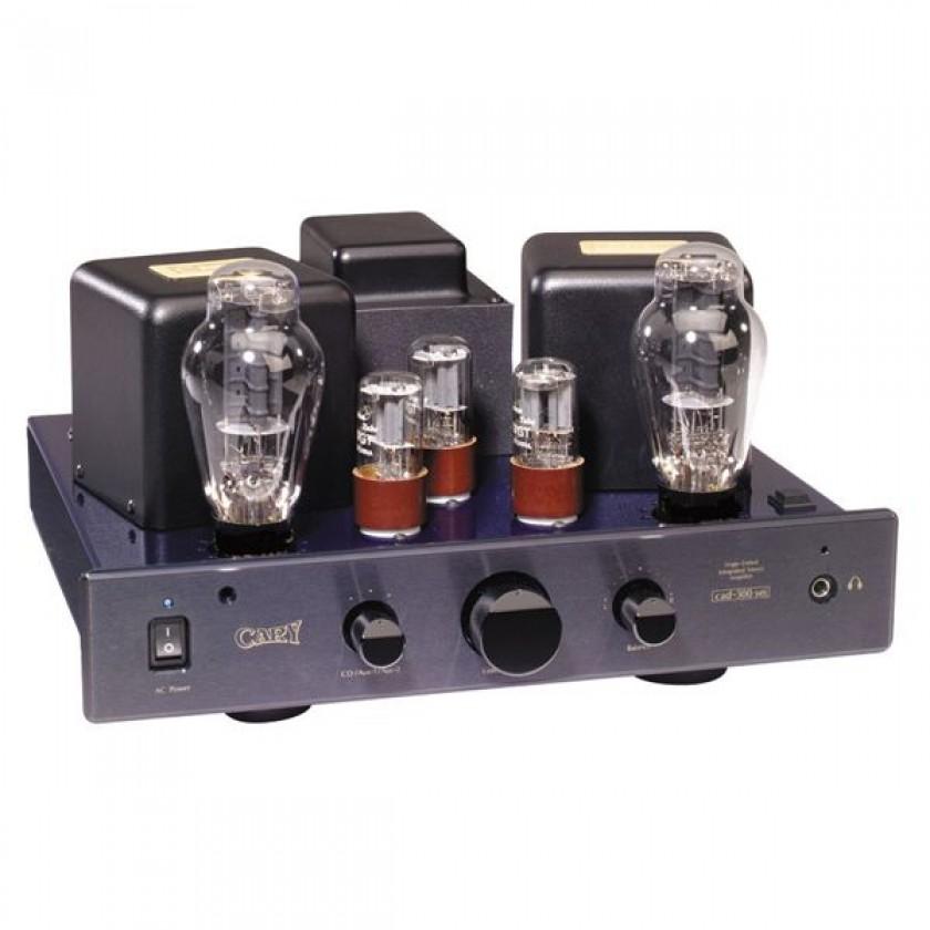 Интегральный усилитель Cary Audio CAD 300 SEI Black