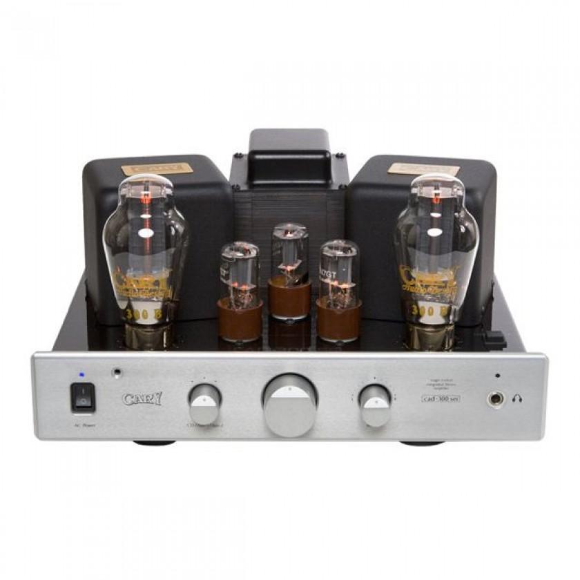 Интегральный усилитель Cary Audio CAD 300 SEI Silver