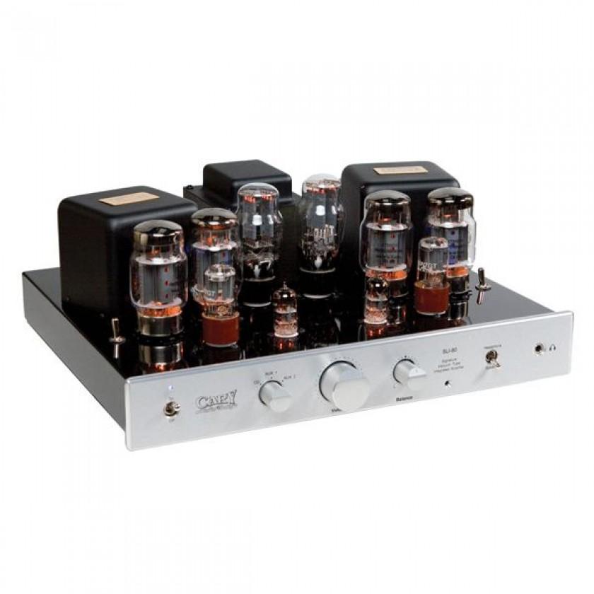 Интегральный усилитель Cary Audio SLI 80 Silver