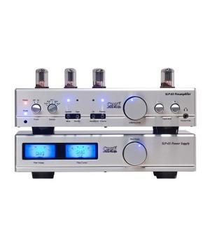 Предварительный усилитель Cary Audio SLP 05 Silver