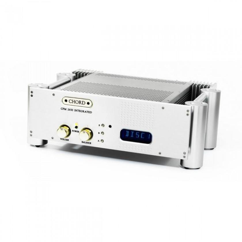 Интегральный усилитель Chord Electronics CPM 2650 Silver