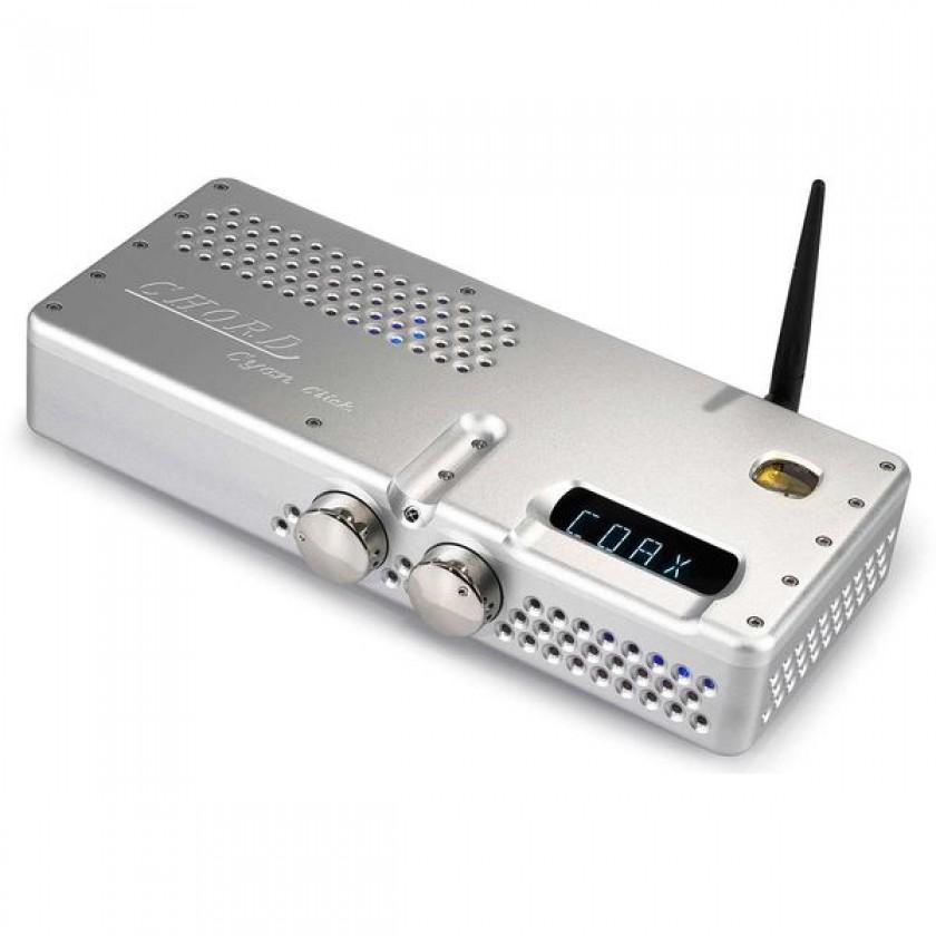 Интегральный усилитель Chord Electronics Cyan Click HP Silver