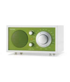 Tivoli Audio Model One Frost White/Kelly Green