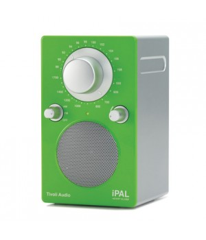 Tivoli Audio iPAL High Gloss Green/Silver