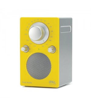 Tivoli Audio iPAL High Gloss Yellow/Silver
