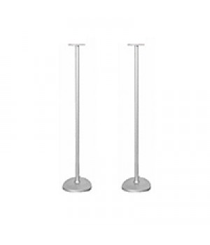 KEF T Series Floor Stand Silver