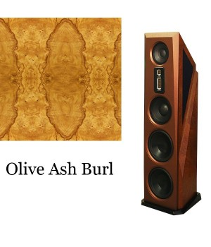 Legacy Audio Aeris Olive Ash Burl