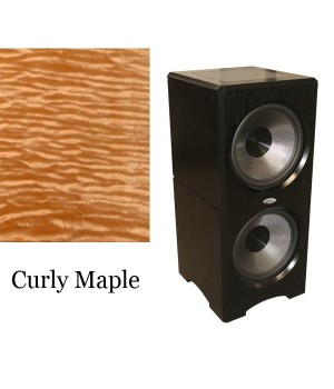 Legacy Audio Goliath Curly Maple