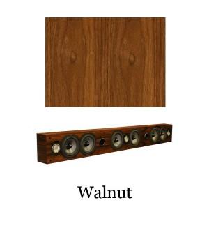 "Legacy Audio SoundBar 3"" Walnut"