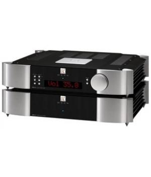 Предварительный усилитель Simaudio MOON 850P RS 2 TONE (Black/Silver) Red Display