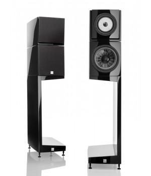 Полочная акустика Vienna Acoustics The Kiss Piano Black