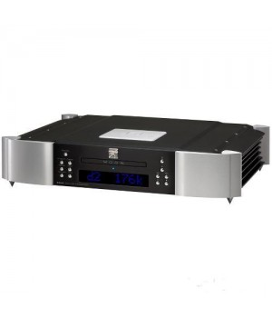 CD проигрыватель Simaudio MOON 650D 2 TONE (Black/Silver)\Blue Display