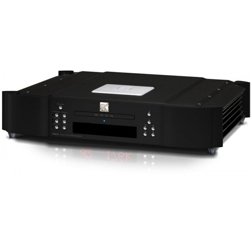 CD проигрыватель Simaudio MOON 750D Black\Blue Display