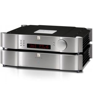 Предварительный усилитель Simaudio MOON 850P RS Silver\Red Display