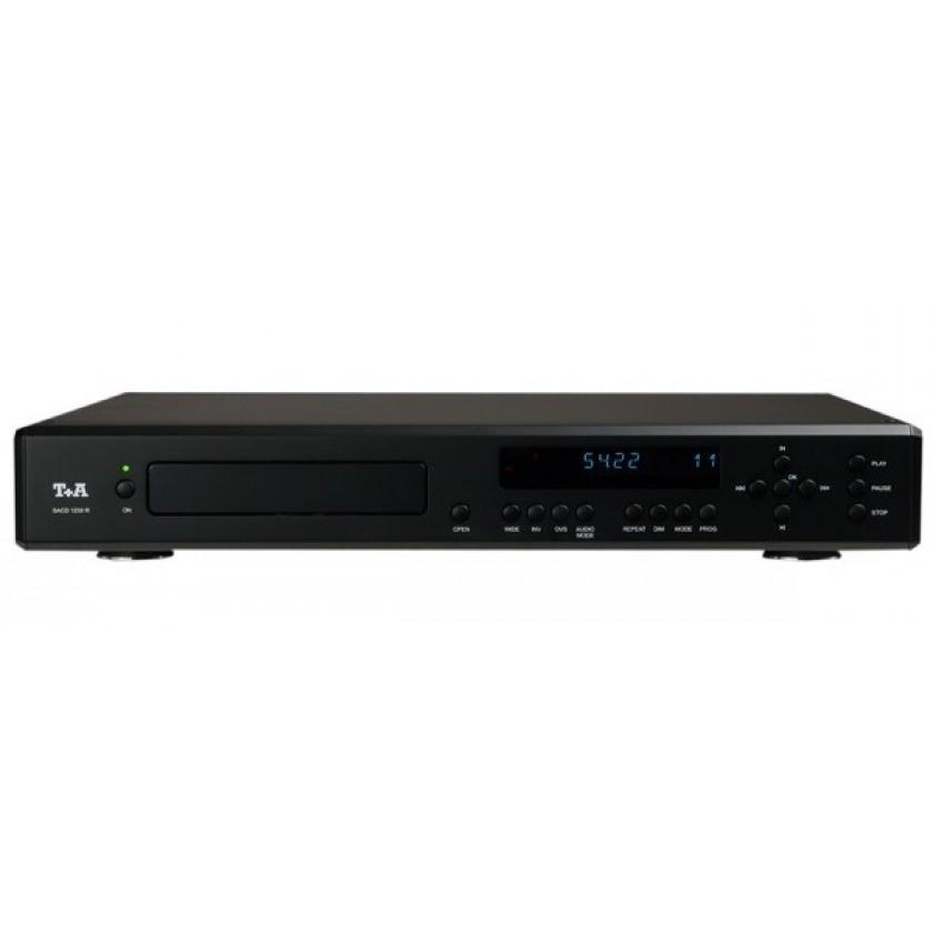 CD проигрыватель T+A SACD 1250 R Black