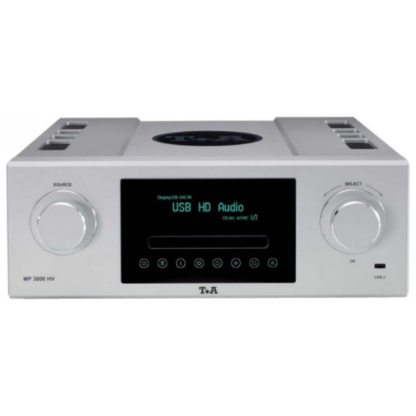 CD проигрыватель T+A MP 3000 HV Titanium