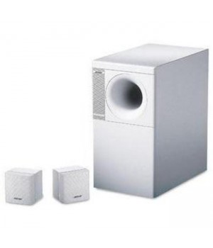 Bose Acoustimass 3 White