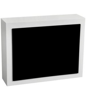 DLS Flatsub Midi, White Silk